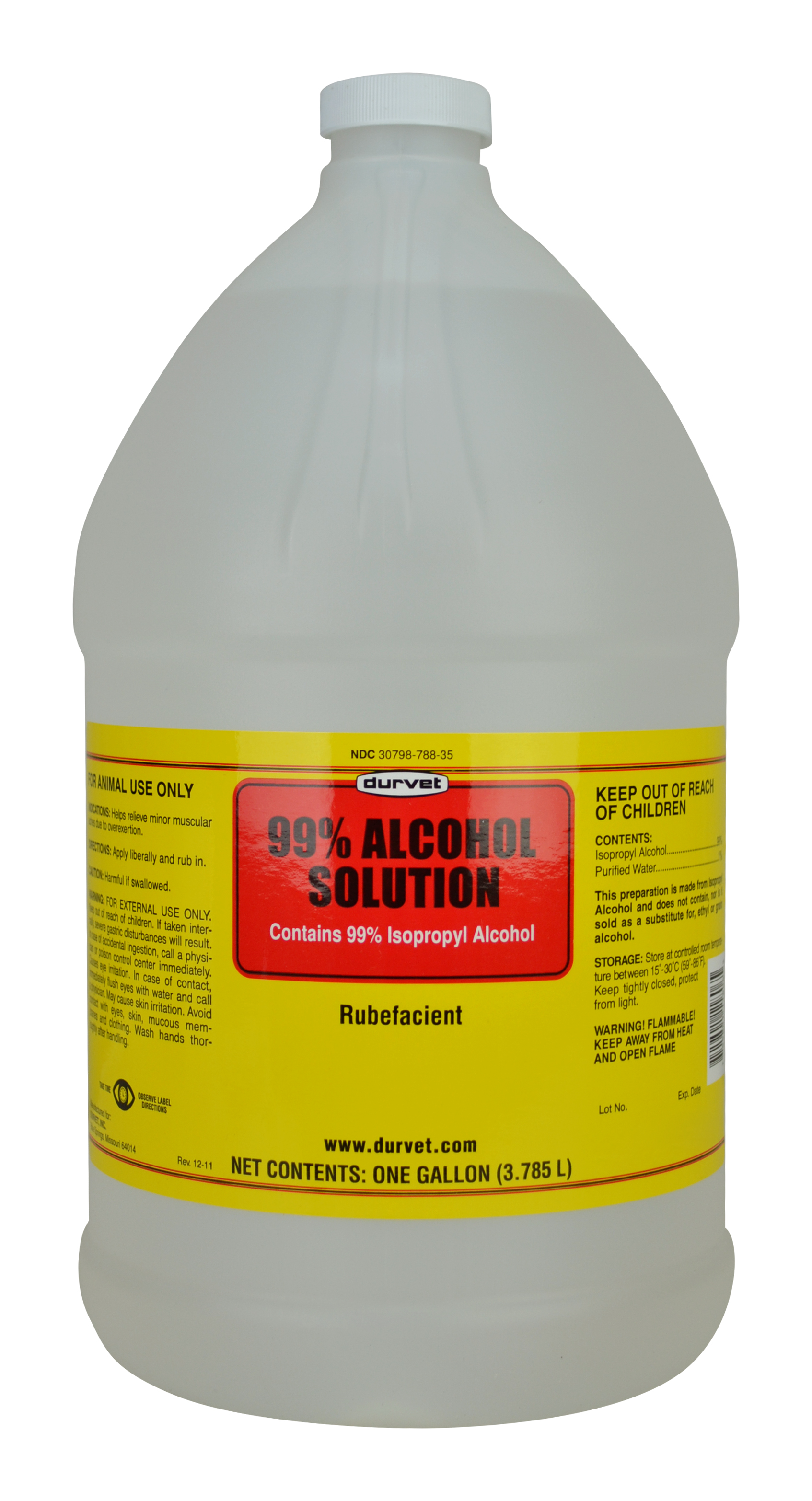 99 Alcohol Solution