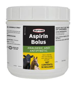 Durvet Aspirin Bolus 240 grain (gr