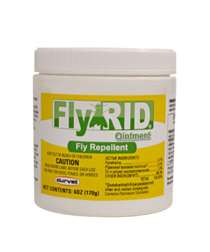 FlyRID Ointment, Fly-RID Ointment