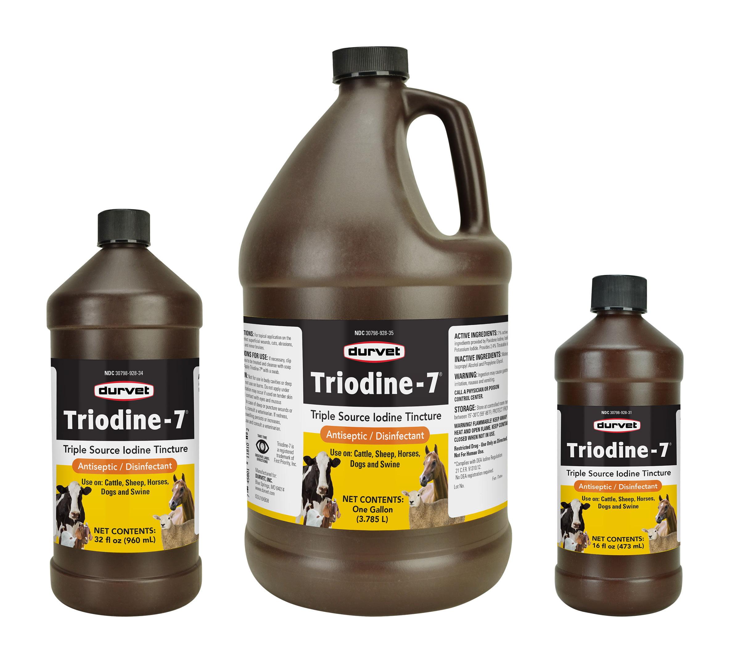 Triodine-7® - Durvet