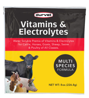 Vitamins and Electrolytes 8oz