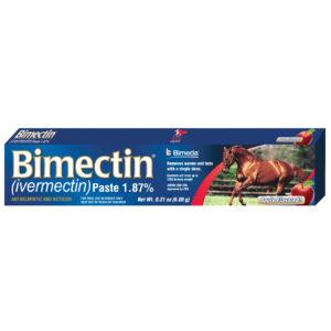 Bimectin (ivermectin) Paste 1.87%