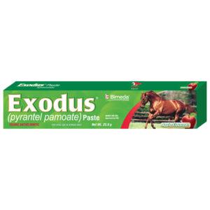 Exodus (pyrantel pamoate) Paste