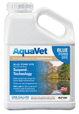 AquaVet Blue Pond Dye