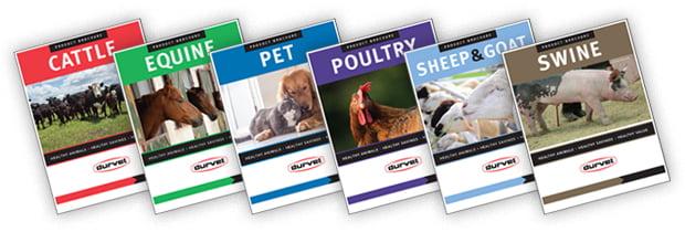 Durvet Brochures