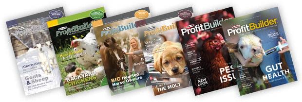 ProfitBuilder Magazine