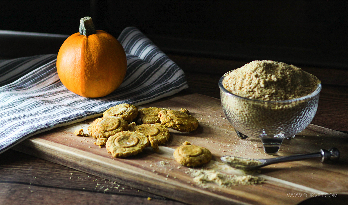 Durvet Dog Pumpkin Treats