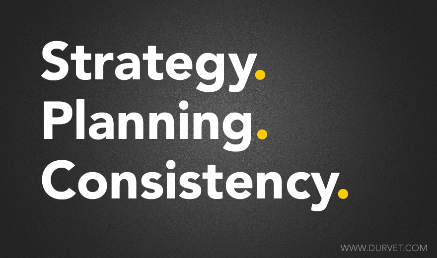 Strategy, Planning, Consistency - Tips & Tricks: Graphics that Stand Out - Durvet Blog