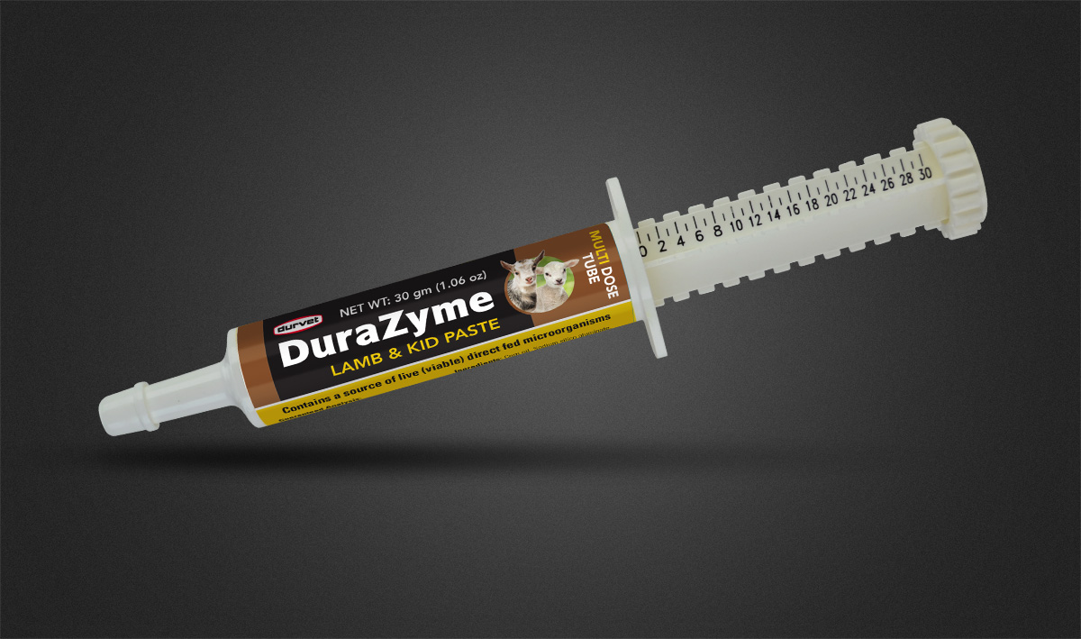 DuraZyme Lamb & Kid Paste