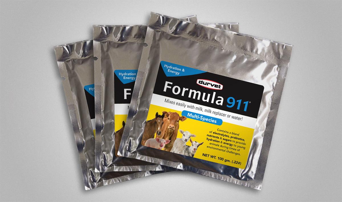 Formula 911 Product Spotlight